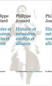 couverture Ph Joutard, Histoire et mémoire