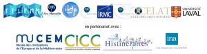 logos des organisateurs et des partenaires
