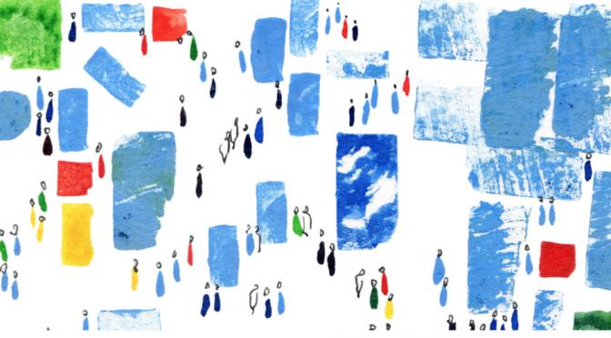 Colloque au MuCEM les 1, 2, 3 octobre : L'histoire dans l'espace public
